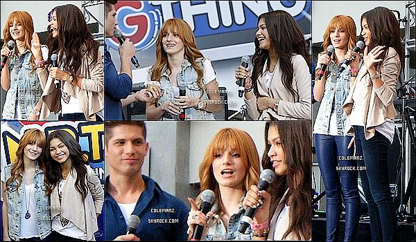 . Nouvelles photos promotionnelles pour Shake It Up saison 3.  Vous aimez? .
