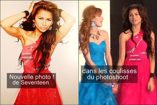 . Découvrez de nouvelles photos du photoshoot Seventeen. .