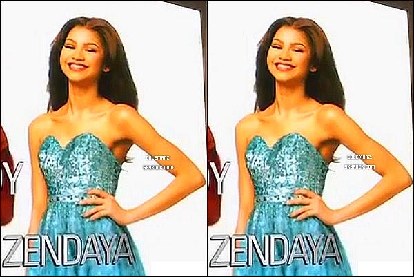 """. Découvrez une vidéo promotionnel de la 16ème saison de """"Dancing with the stars"""" ! + Deux photos promotionelle de Zendaya,qu'en penses-tu? ."""