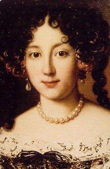 Marie Mancini, le premir amour de Louis XIV
