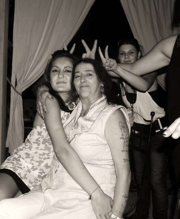 Ma Roxane et moi