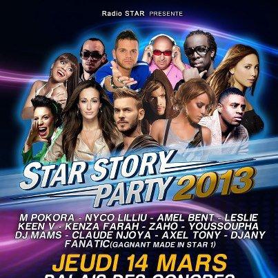 Fanatic en Concert au Palé des congres de Marseille le Jeudi 14 Mars