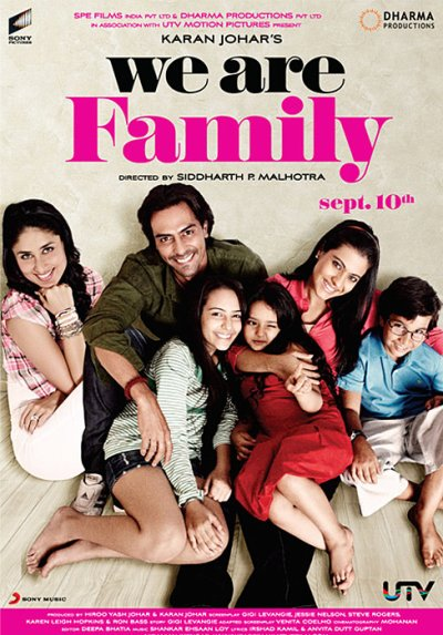 Fiche Film:                                          We Are Family (2010)