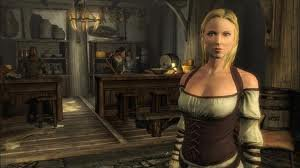 Test Xbox 360 : The Elders Scrolls V : Skyrim