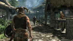 Test Xbox 360 : The Elders Scrolls V : Skyrim