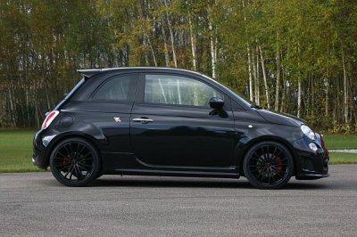 Fiat Abarth 200 Novitec