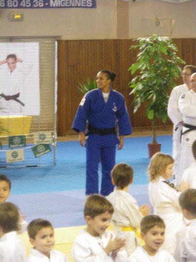 Entrainement avec Lucie Decosse - Samedi 21 janvier 2012 - 02