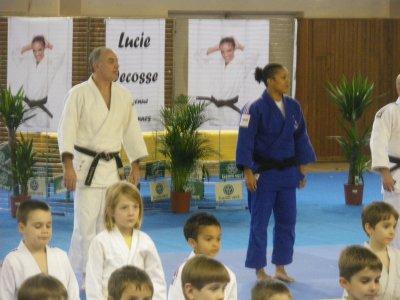 Entrainement avec Lucie Decosse - Samedi 21 janvier 2012 - 03
