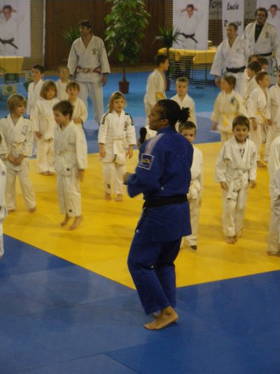 Entrainement avec Lucie Decosse - Samedi 21 janvier 2012 - 04