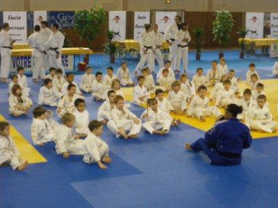 Entrainement avec Lucie Decosse - Samedi 21 janvier 2012 - 08