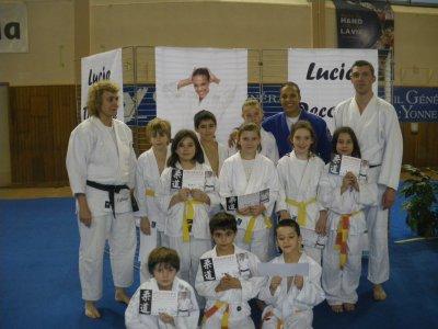 Entrainement avec Lucie Decosse - Samedi 21 janvier 2012 - 12