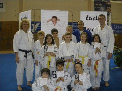 Entrainement avec Lucie Decosse - Samedi 21 janvier 2012 - 13