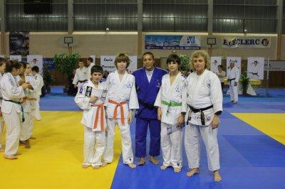 Entrainement avec Lucie Decosse - Samedi 21 janvier 2012 - 15