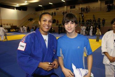 Entrainement avec Lucie Decosse - Samedi 21 janvier 2012 - 16