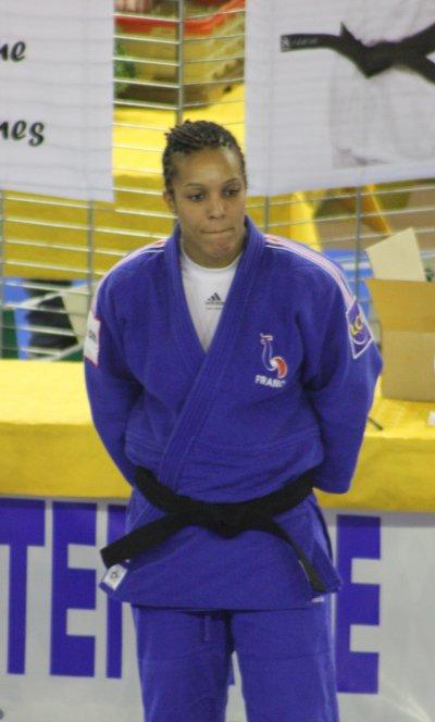 ENtrainement Avec Lucie DECOSSE- Samedi 21 janvier 2012- 18