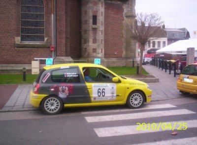 rally de la lys 2010