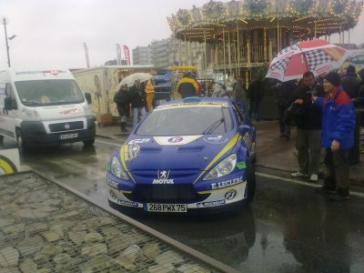rally du touquet 2011