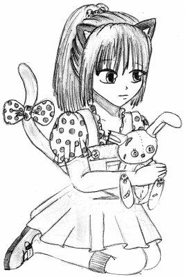 Art By Lenne Blog De Manga Dessin Kawaii