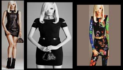 Versace pour H&M.