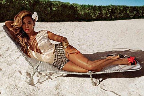 Beyoncé : Première photo de la campagne H&M.