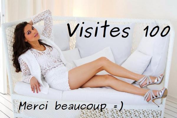 ~ 100 visites =D ~