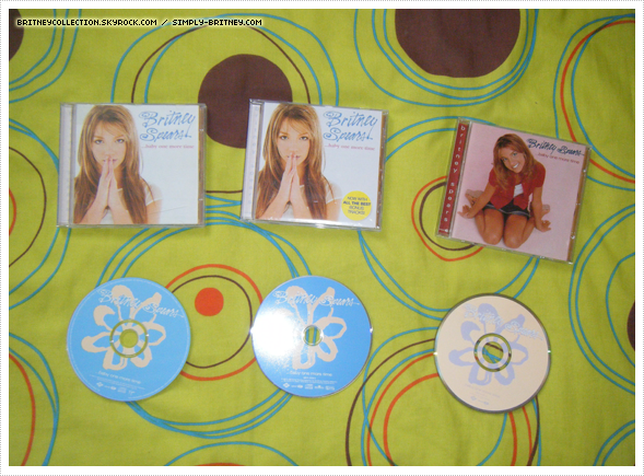 :: Albums Baby one more time (part 1) ::