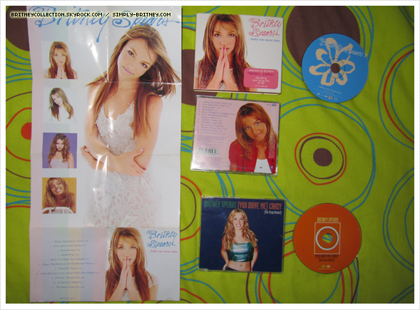 :: Albums Baby One More Time (part 2) ::