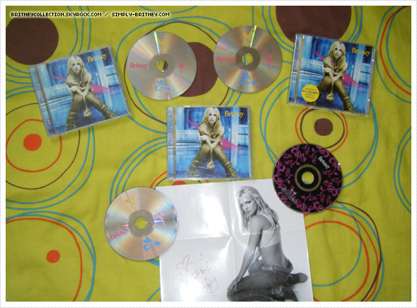 :: Album Britney (part 1) ::