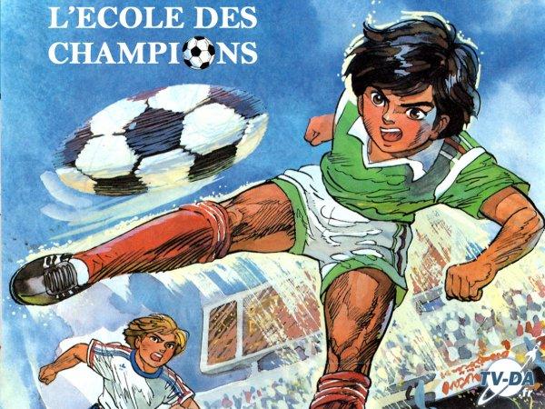 L'école des Champions (Moero! Top Striker)