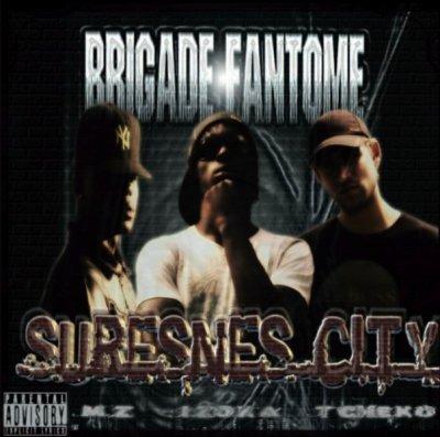 2009: BRIGADE FANTOME - SURESNES CITY