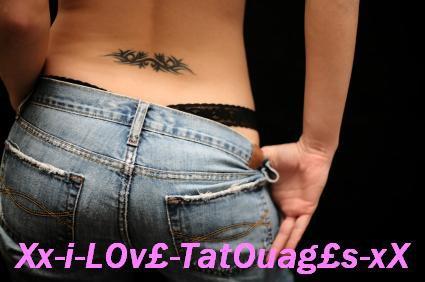 « TatOuag£s Bas du dOs -> Triibal !! »