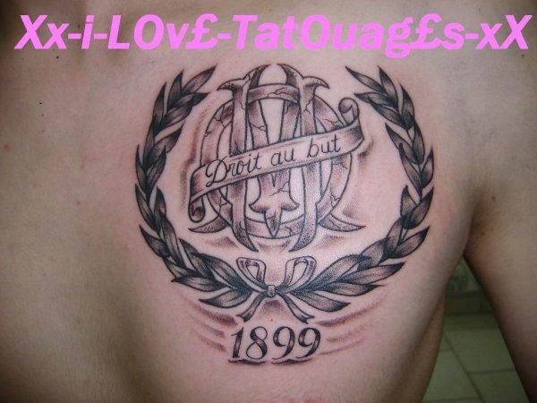 « TatOuag£s au p£ctOraux -> O.M ( POur l£s fans ) !! »