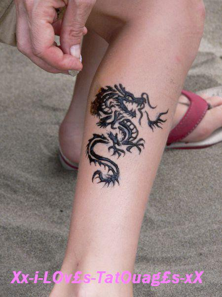 « TatOuag£s au mOll£t -> DragOn !! »