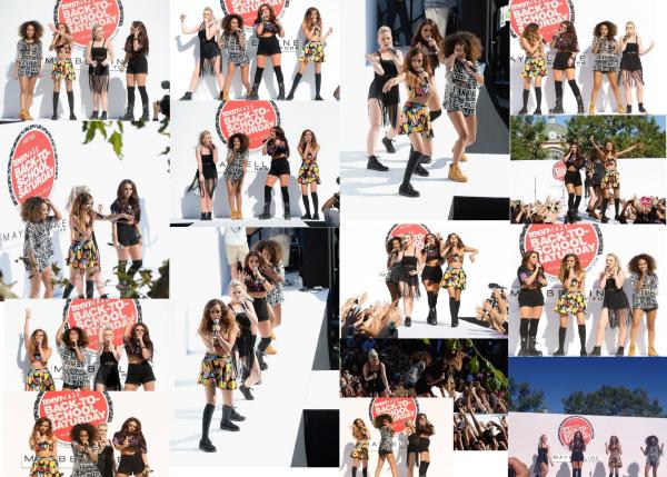 Le 9/08/13 LA pour Back to school présenté par Teen Vogue