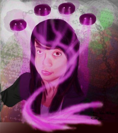 chan teary portrait