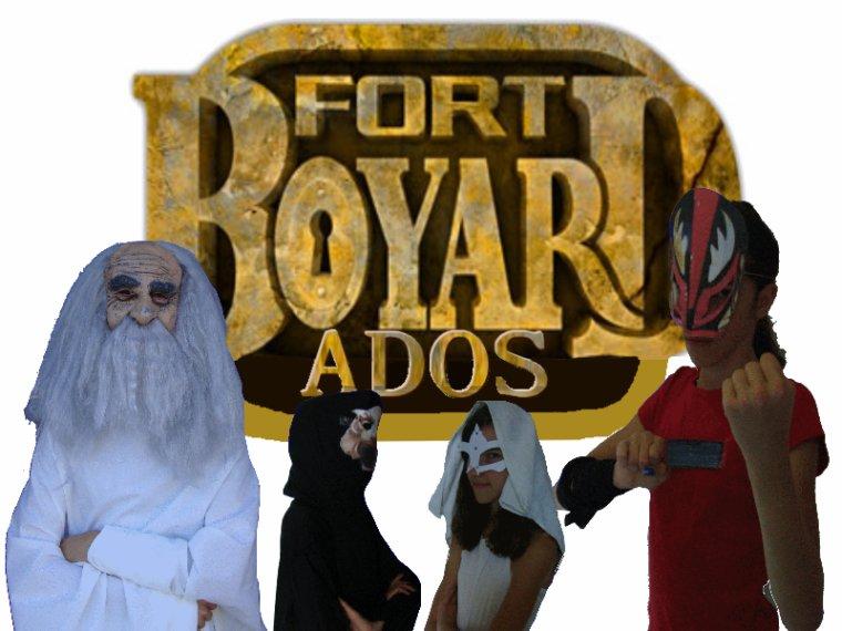 FORT BOYARD ADOS SAISON 2