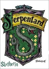 Nos cher Serpentard.