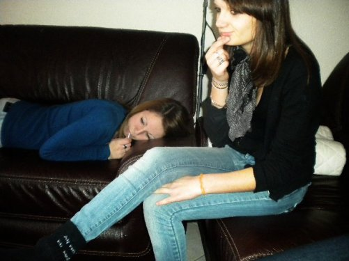 Alison et Sandiy ♥