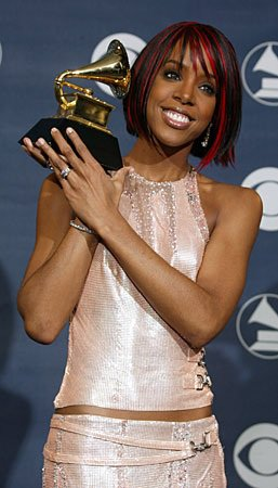 Kelly Rowland avait gagner son 1er grammy award solo