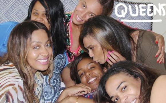 Kelly Rowland :ces copines la félicite