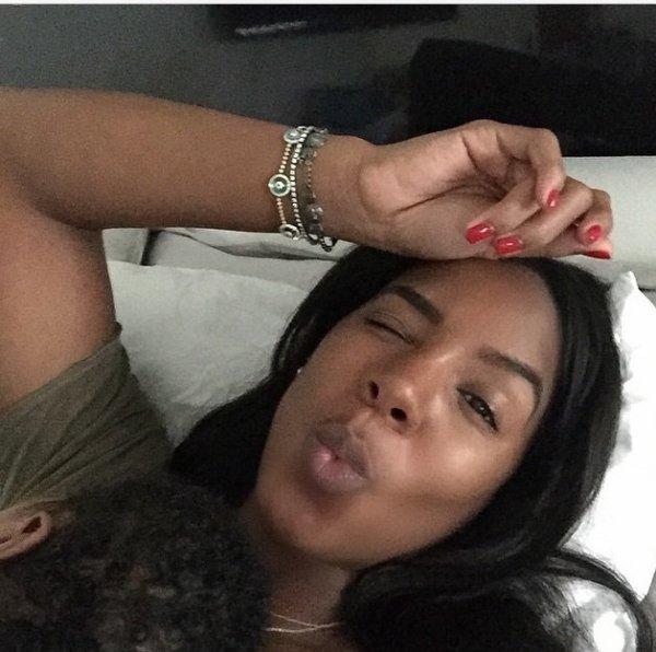 Kelly Rowland : ces v½ux