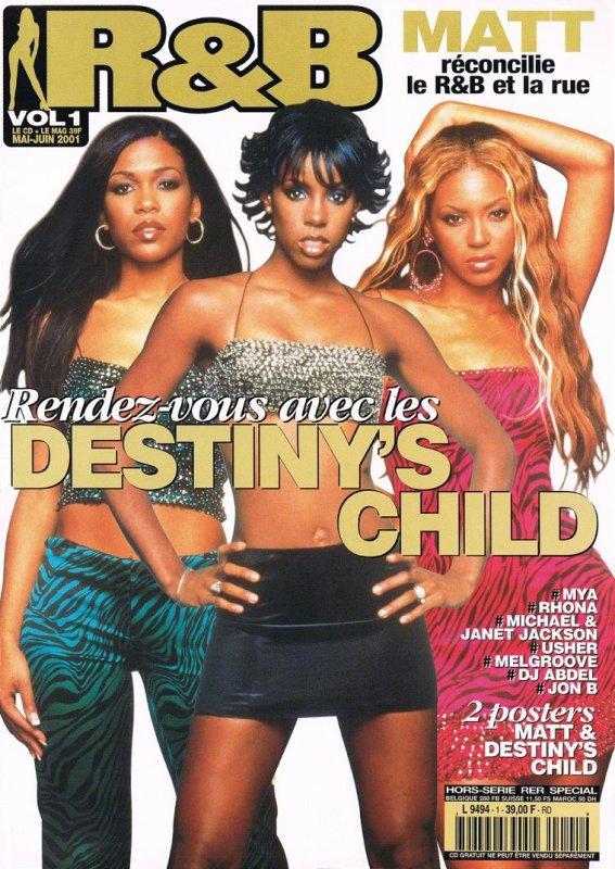 Destiny s child magazine!