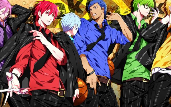 Homepage des chapitres de Kuroko no Basket
