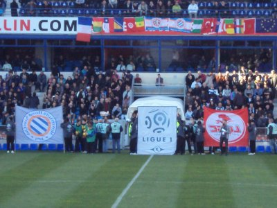 Montpellier HSC 1 - 0 Lille OSC