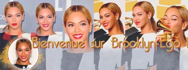 #Queen B vous souhaites la bienvenue ♥ !
