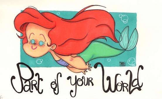 Ariel // Partir là-bas
