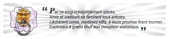 Dernier article de CE blog ;)
