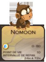 Le familier Nomoon!