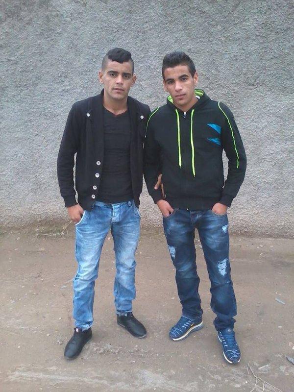 moi et mon ami DJAMEL