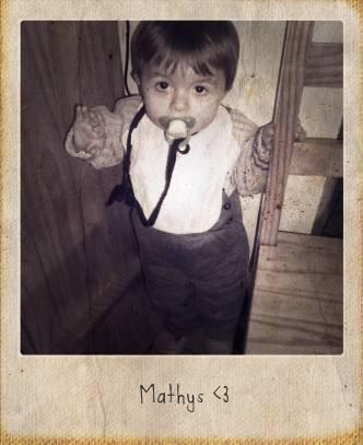 Mathys ; ou mon bonheur.